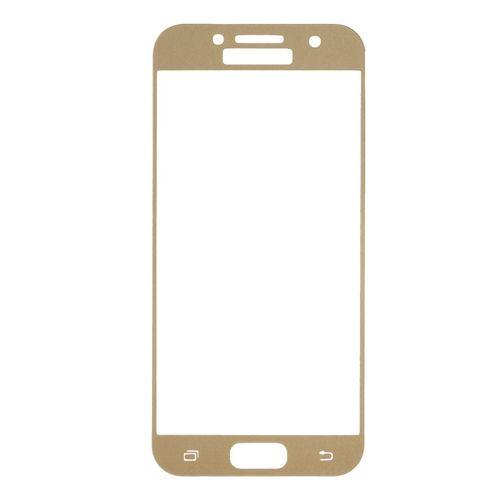 محافظ صفحه نمایش شیشه ای تمپرد مدل Full Cover مناسب برای گوشی موبایل سامسونگ Galaxy A3 2017
