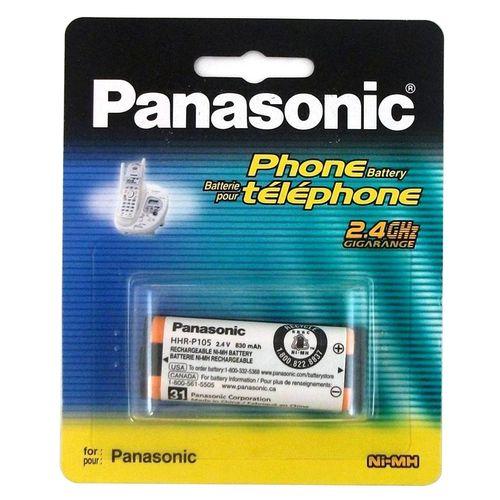 باتری تلفن بی سیم پاناسونیک مدل HHR-P105