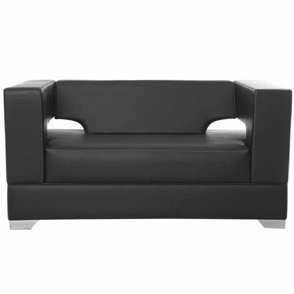 صندلی اداری چرمی راد سیستم مدل W208-2