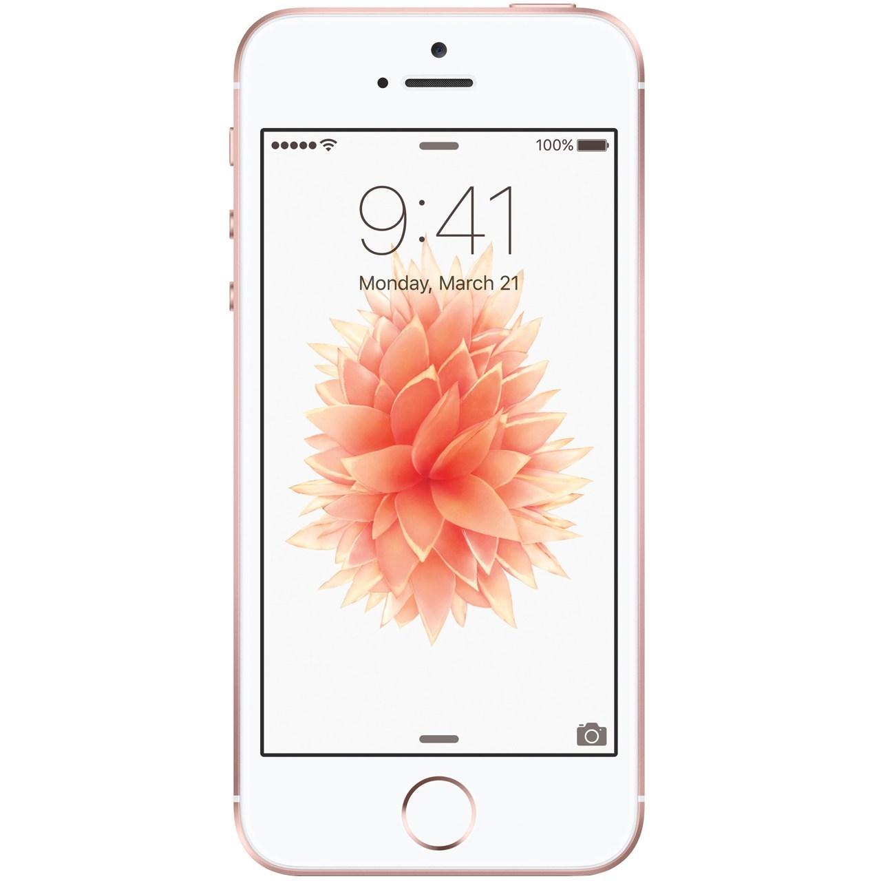"<span style="""">گوشی موبایل اپل مدل iPhone SE ظرفیت ۱۲۸ گیگابایت                             Apple iPhone SE 128GB Mobile Phone</span>"