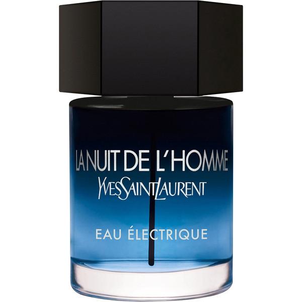 ادو تویلت مردانه لانکوم مدل La Nuit de L'Homme Eau Électrique حجم 100 میلی لیتر
