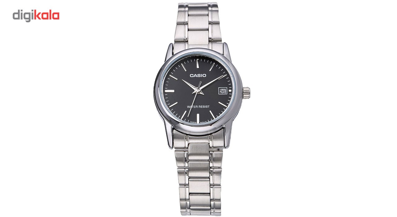 خرید ساعت مچی عقربه ای زنانه کاسیو مدل LTP-V002D-1AUDF | ساعت مچی
