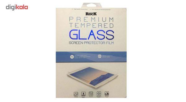 محافظ صفحه نمایش شیشه ای مدل راک کلاسیک مناسب برای تبلت سامسونگ Galaxy Note 10.1 2014 P601