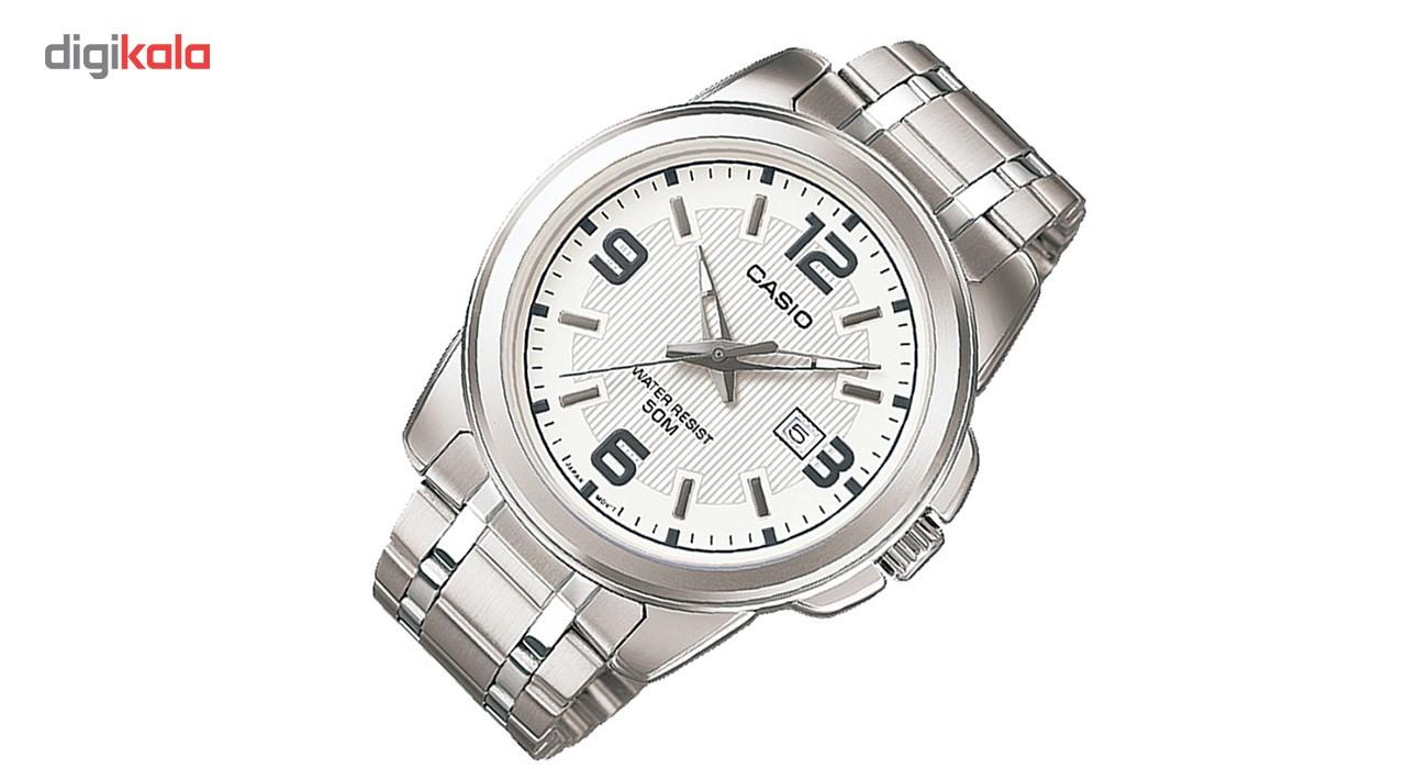 خرید ساعت مچی عقربه ای مردانه کاسیو مدل MTP-1314D-7AVDF