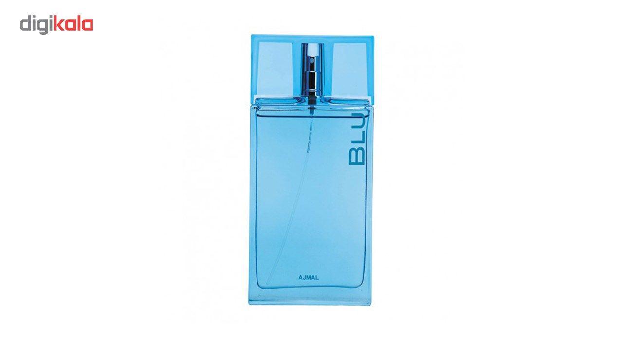 ادو پرفیوم مردانه اجمل مدل Blu حجم 90 میلی لیتر main 1 1