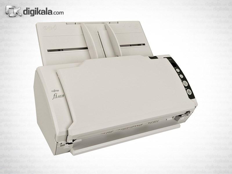 قیمت                      اسکنر حرفه ای اسناد فوجیتسو مدل Fi-6110