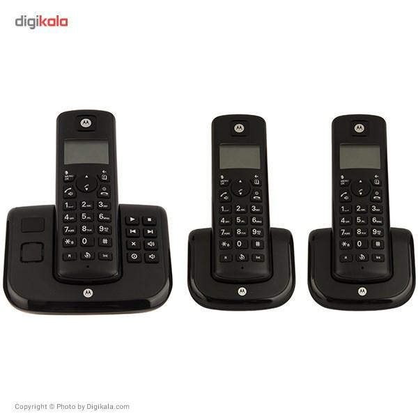 قیمت                      تلفن بی سیم موتورولا مدل T213