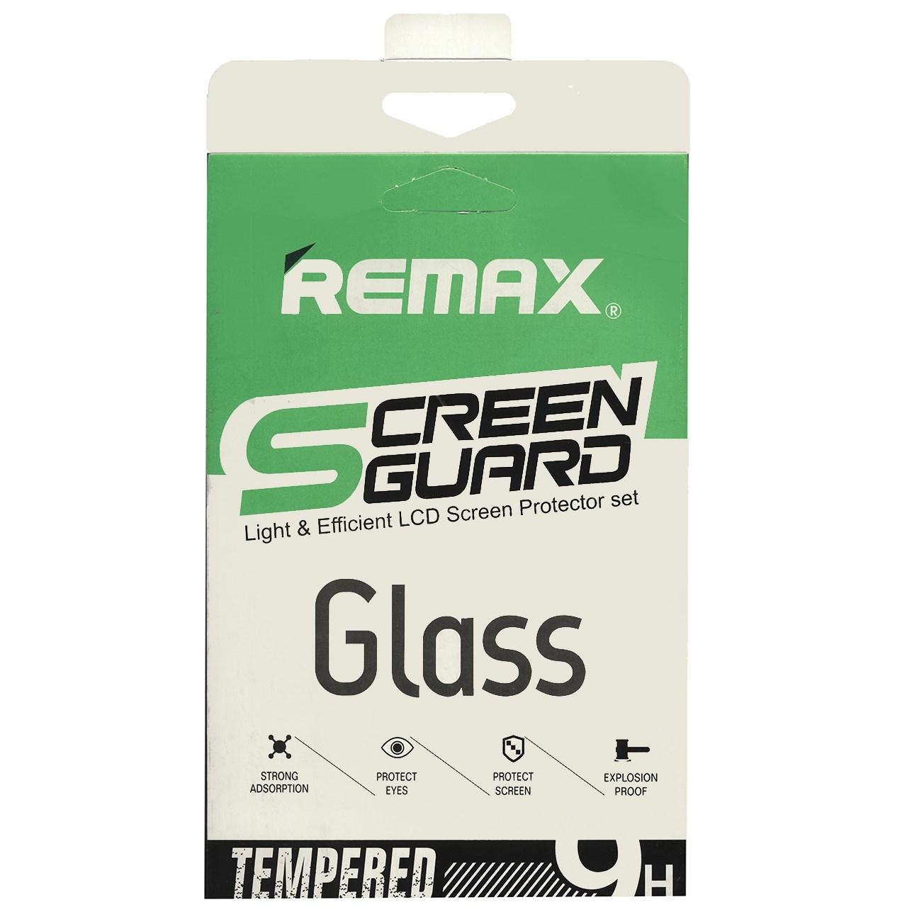 محافظ صفحه نمایش شیشه ای ریمکس مدل Pro Plus مناسب برای تبلت سامسونگ T585