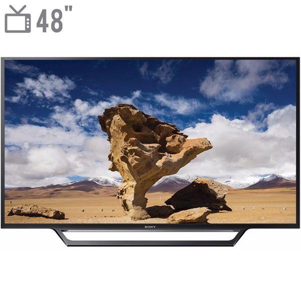 تلویزیون ال ای دی هوشمند سونی سری BRAVIA مدل KDL-48W650D سایز 48 اینچ | Sony KDL-48W650D BRAVIA Series Smart LED TV 48 Inch