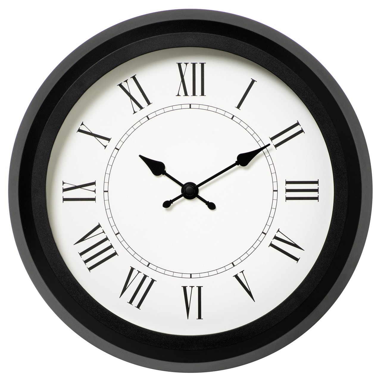 ساعت دیواری ایکیا مدل NUFFRA