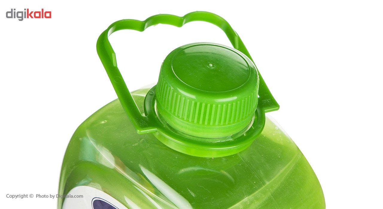 مایع دستشویی حبابی سبز سیو مقدار 2500 گرم main 1 2