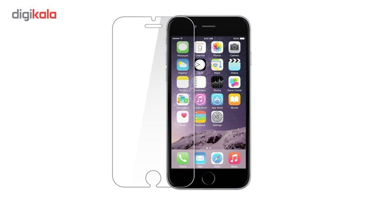 محافظ صفحه نمایش شیشه ای Tempered و پشت شیشه ای Tempered کوالا مناسب برای گوشی موبایل اپل آیفون 6Plus/6S Plus main 1 2