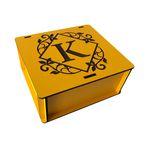 جعبه هدیه چوبی مدل j130