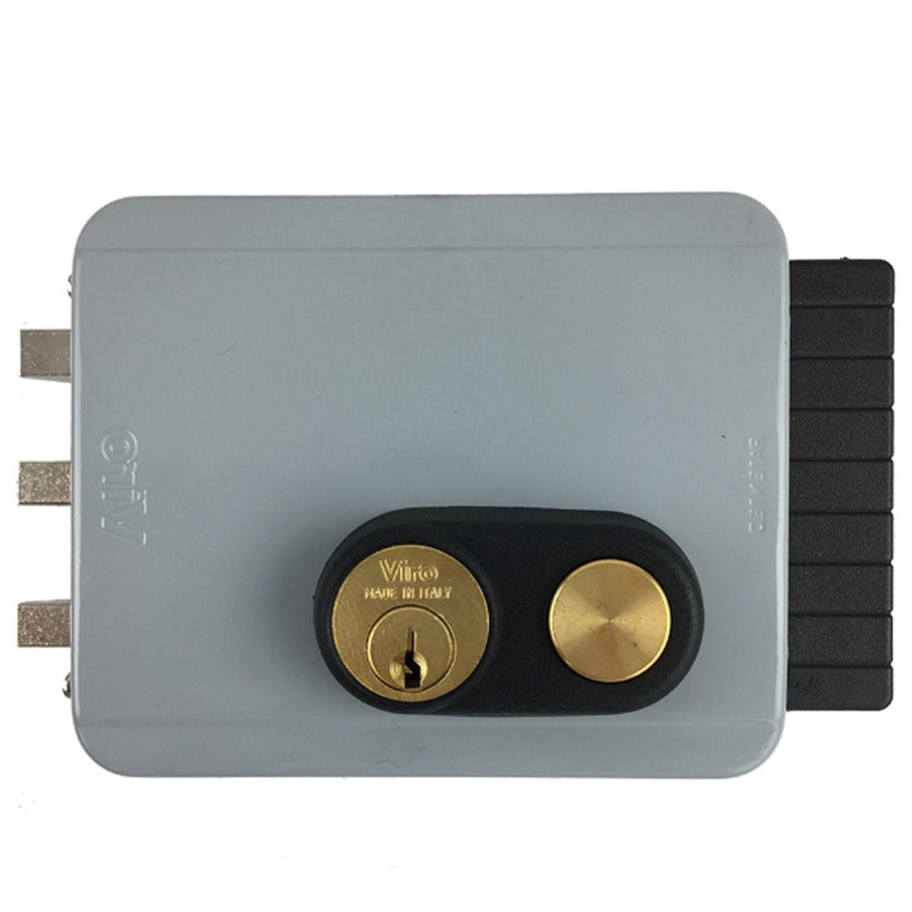 قفل برقی قفل شو ضامندار ویرو مدل L2 چپ باز شو