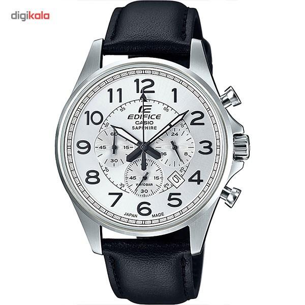 خرید ساعت مچی عقربه ای مردانه کاسیو مدل EFB-508JL-7ADR