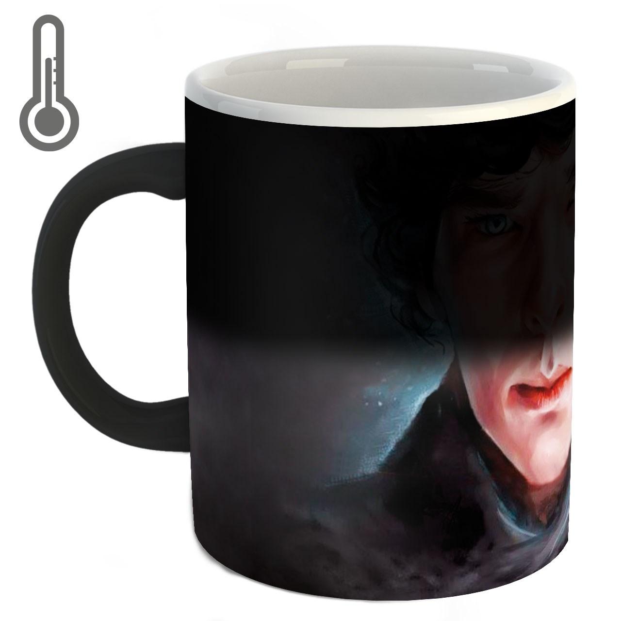 ماگ حرارتی زیزیپ مدل شرلوک هولمز  292M