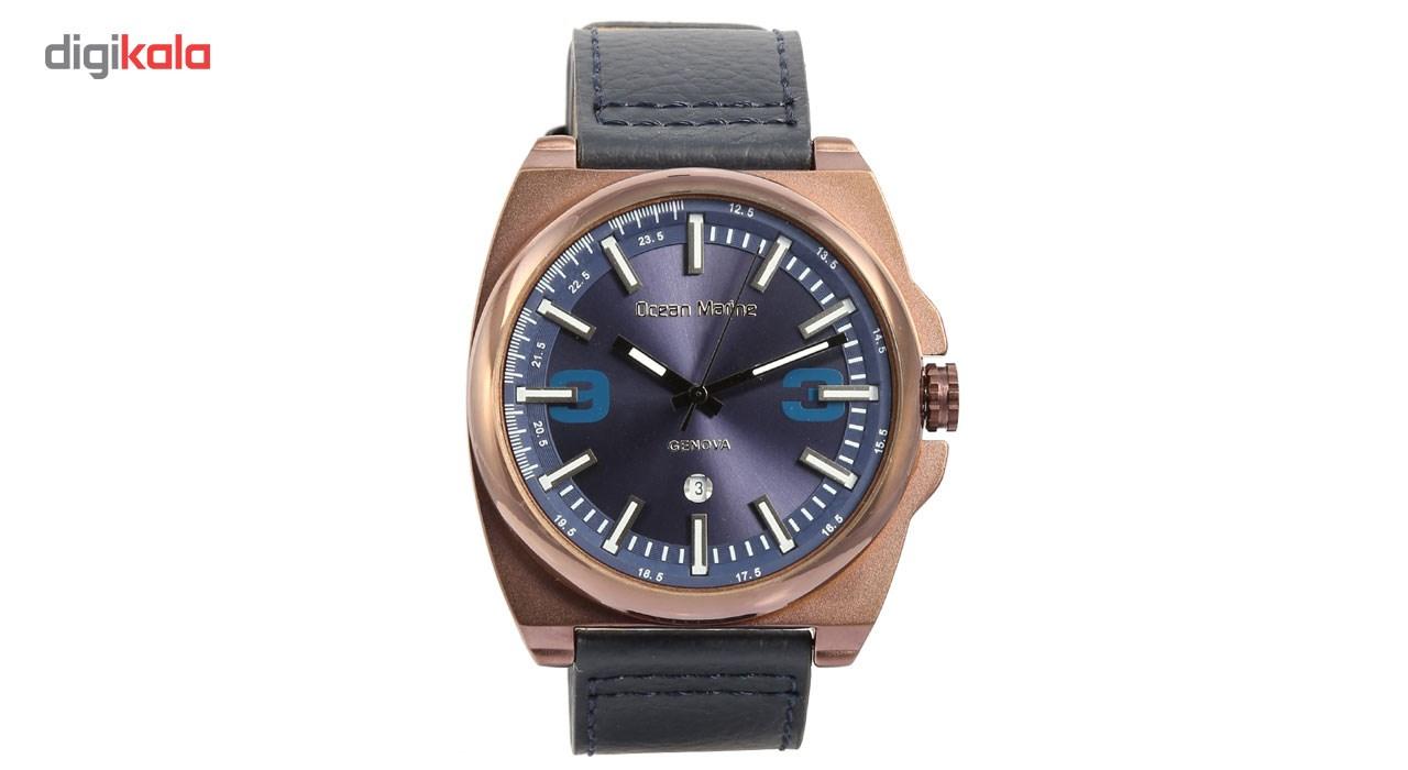 خرید ساعت مچی عقربه ای مردانه اوشن مارین مدل OM-8010-5