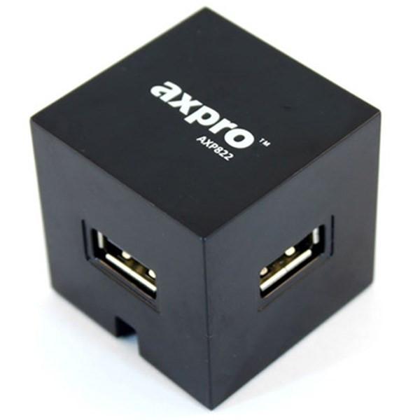 هاب یو اس بی 4 پورت اکسپرو AXP822