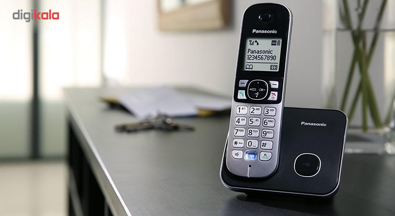 تلفن بی سیم پاناسونیک مدل KX-TG6811 main 1 15