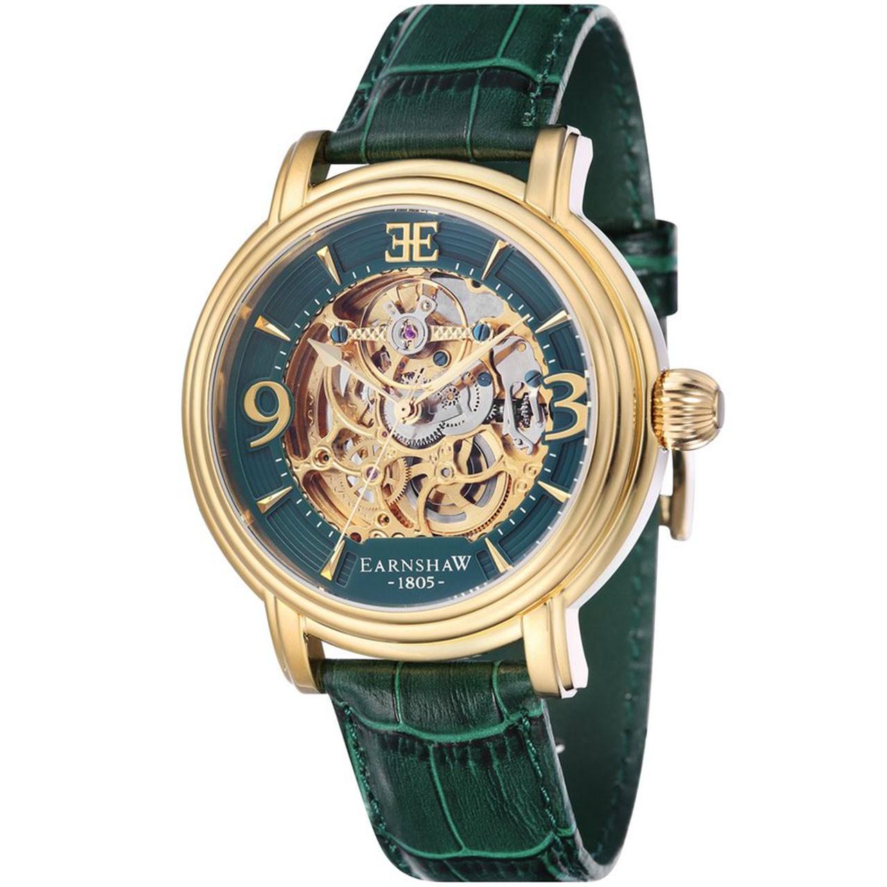 ساعت مچی عقربه ای مردانه ارنشا مدل ES-8011-09 38