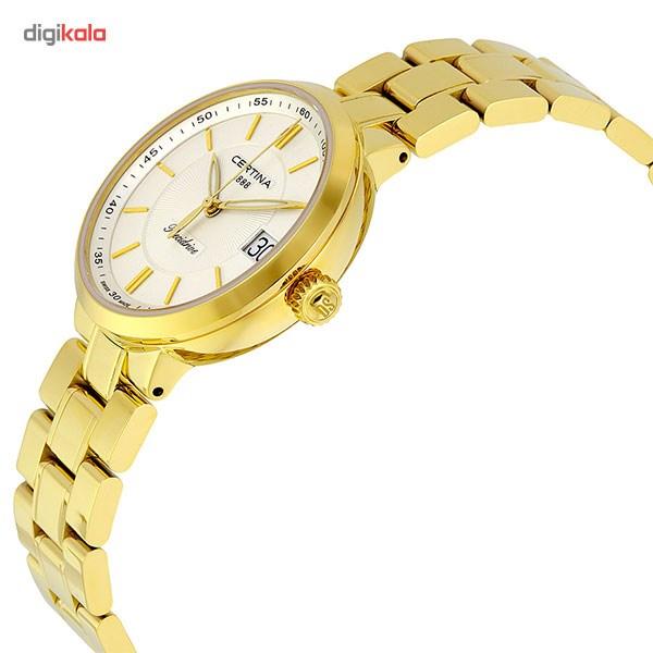 خرید                                      ساعت مچی عقربه ای زنانه سرتینا مدل C031.210.33.031.00