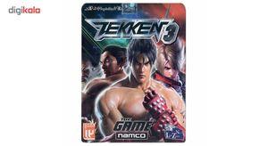 بازی Tekken 3 مخصوص PS2