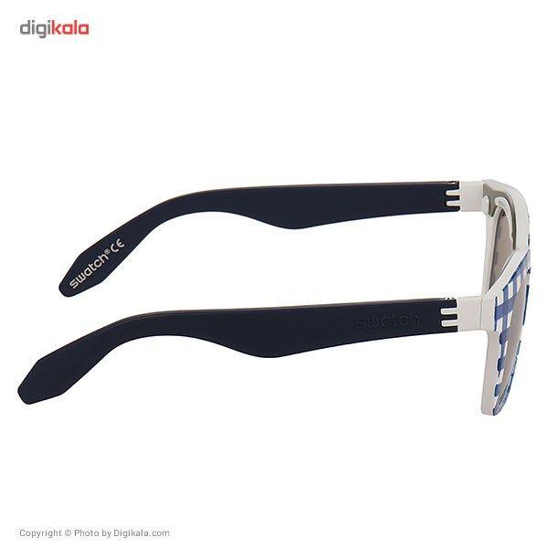 عینک آفتابی سواچ مدل SES02SPW006 -  - 4