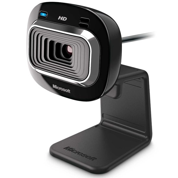 وب کم HD مایکروسافت مدل لایف کم HD-3000
