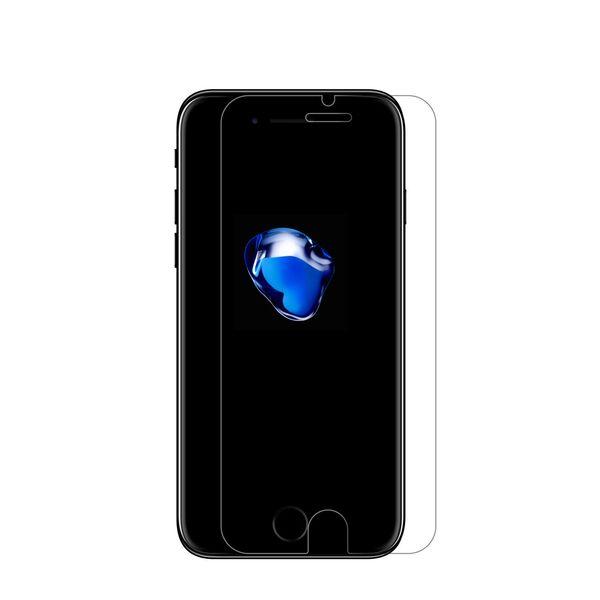 محافظ صفحه نمایش شیشه ای تمپرد مناسب برای گوشی موبایل اپل آیفون 7