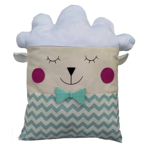 محافظ تخت کودک دالی مدل cute-sheep