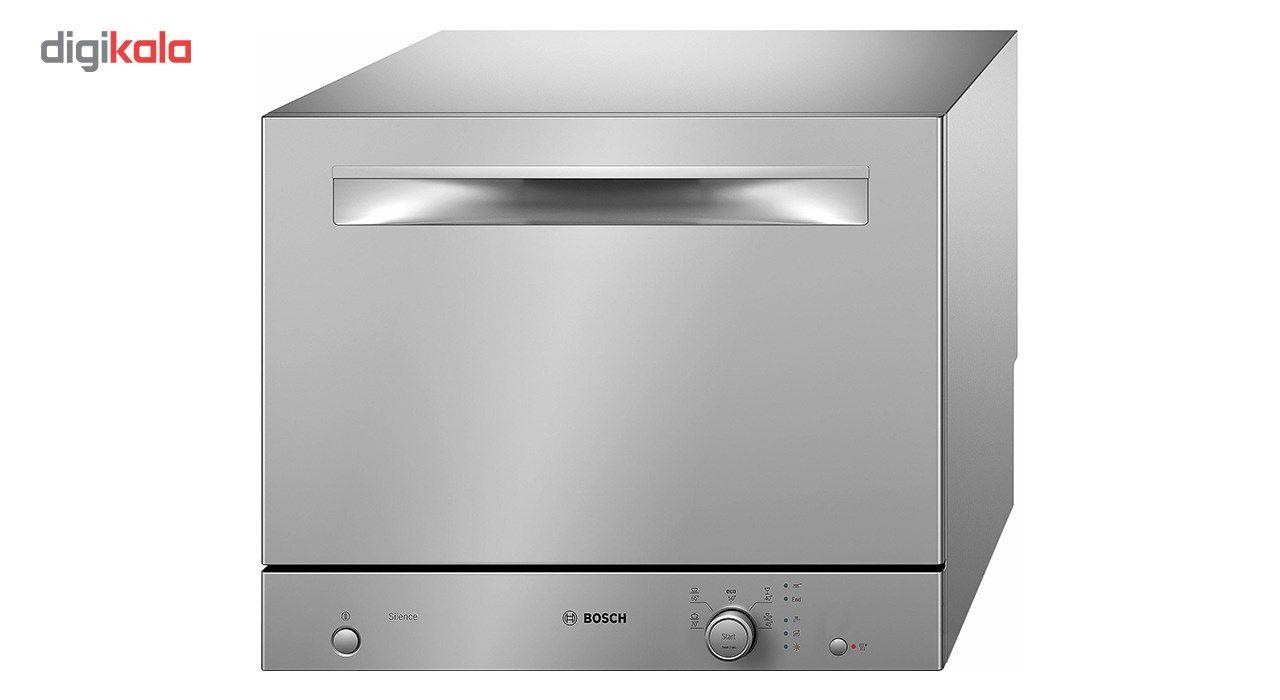 ماشین ظرفشویی رومیزی بوش مدل SKS51E28EU  Bosch SKS51E28EU Countertop Dishwasher