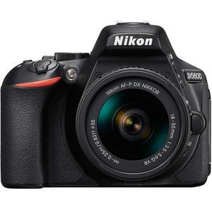 دوربین دیجیتال نیکون مدل D5600 به همراه لنز 18-55 میلی متر VR AF-P