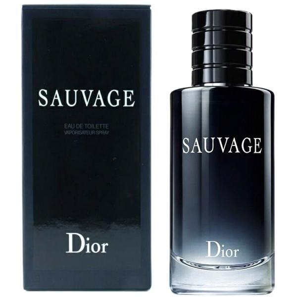ادو تویلت مردانه دیور مدل Sauvage حجم 100 میلی لیتر