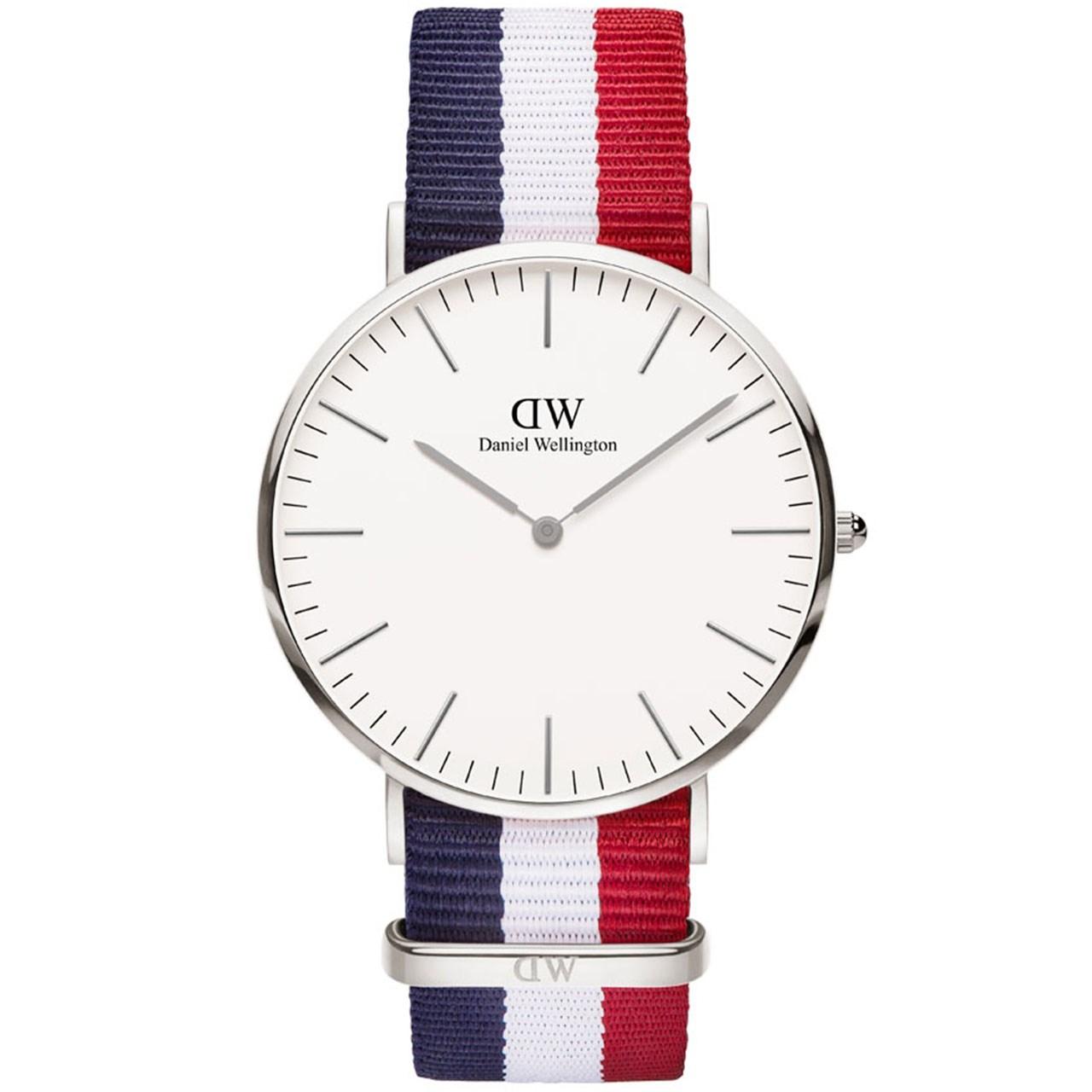 ساعت مچی عقربه ای مردانه دنیل ولینگتون مدل DW00100017              خرید (⭐️⭐️⭐️)