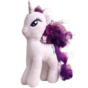 عروسک هپی تویز مدل اسب پونی  مدل 004 ارتفاع 27 سانتی