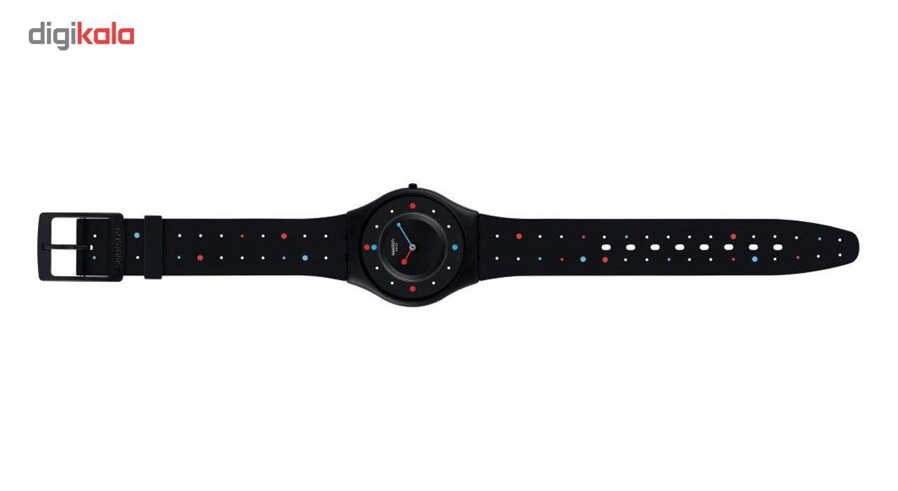 ساعت مچی عقربه ای سواچ مدل SFB146 -  - 4