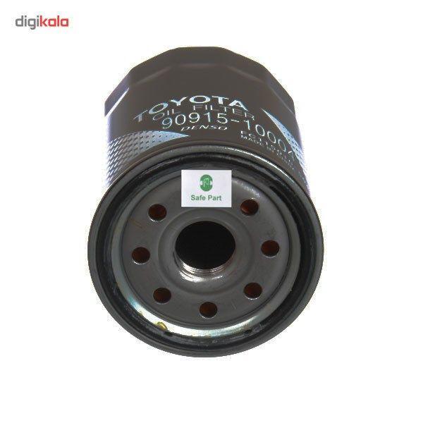 فیلتر روغن موتور تویوتا جنیون پارتس مدل 10004-90915 main 1 2