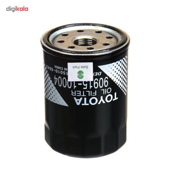 فیلتر روغن موتور تویوتا جنیون پارتس مدل 10004-90915 main 1 3