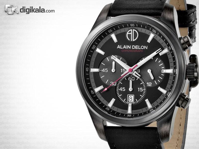 ساعت مچی عقربه ای مردانه آلن دلون مدل AD356-1739C