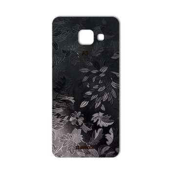 برچسب پوششی ماهوت مدل Wild-flower Texture مناسب برای گوشی  Samsung A3 2016