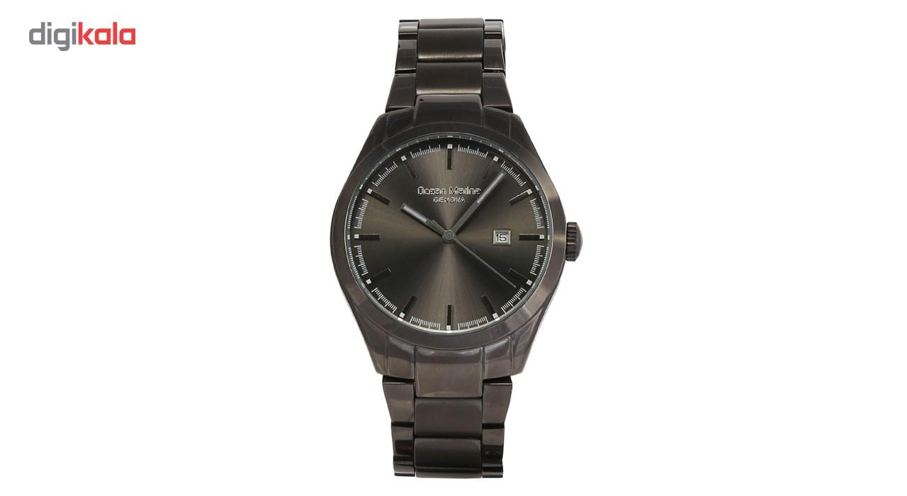 خرید ساعت مچی عقربه ای مردانه اوشن مارین مدل OM-8019-4