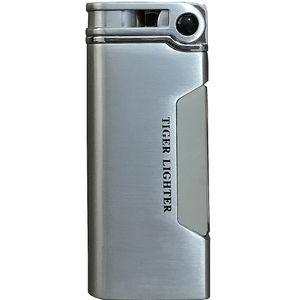فندک تایگر مدل Right Keys Silver