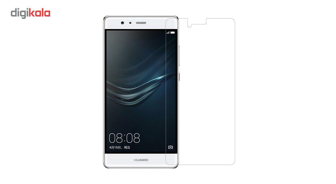 محافظ صفحه نمایش شیشه ای مدل Tempered مناسب برای گوشی موبایل هوآوی P9 main 1 1