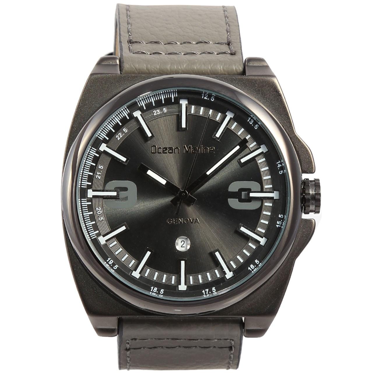 ساعت مچی عقربه ای مردانه اوشن مارین مدل OM-8010-6