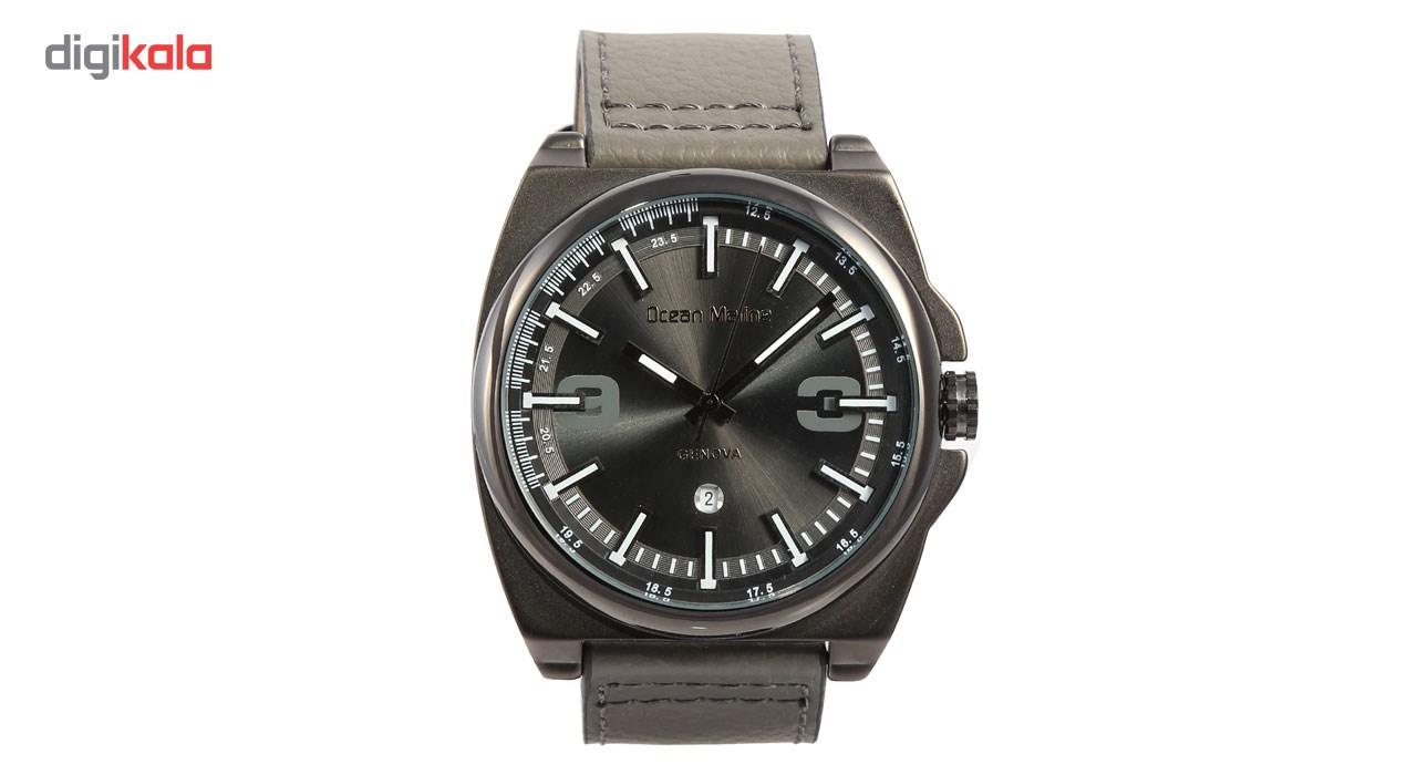 خرید ساعت مچی عقربه ای مردانه اوشن مارین مدل OM-8010-6