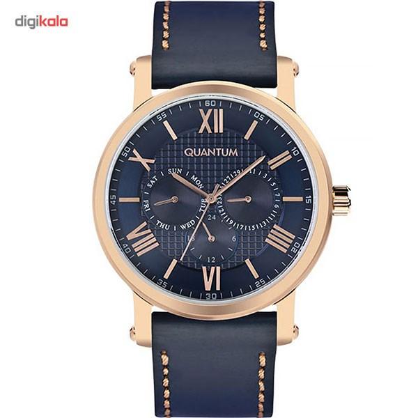 ساعت مچی عقربه ای مردانه کوانتوم مدل ADG460.499 34
