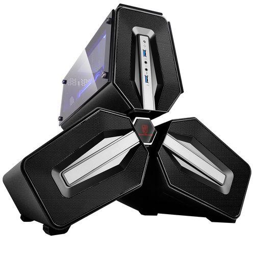 کیس کامپیوتر دیپ کول مدل TRISTELLAR SW