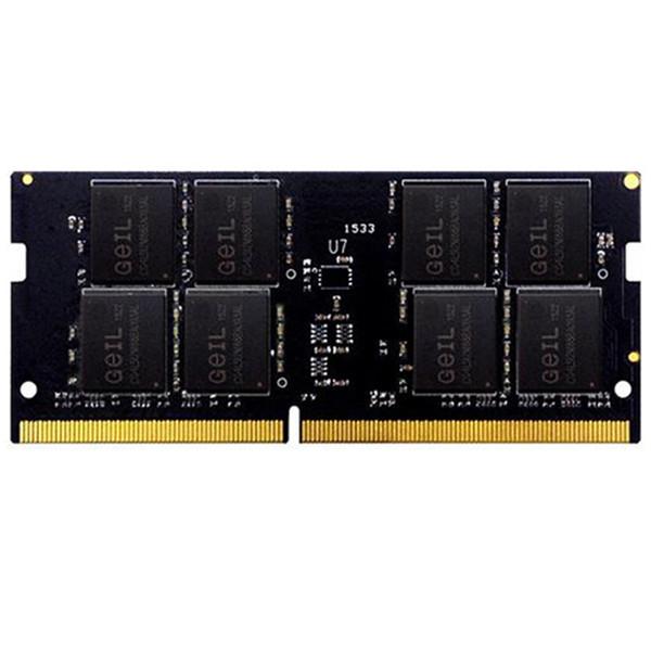 رم لپ تاپ گیل مدل DDR4 2400MHz ظرفیت 4 گیگابایت