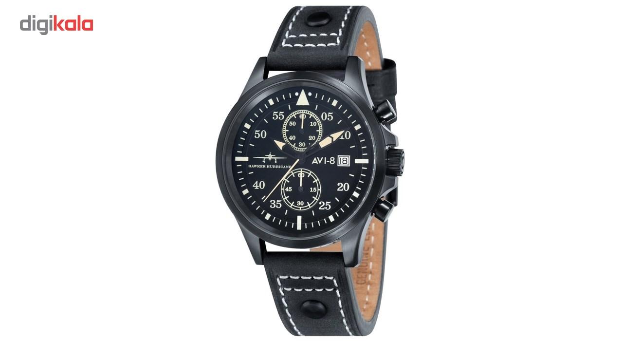 خرید ساعت مچی عقربه ای مردانه ای وی-8 مدل AV-4013-04