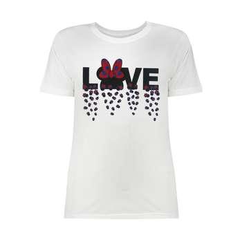 تی شرت زنانه مدل LOVE کد SR2123W
